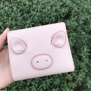 Kate Spade Year Of The Pig small wallet